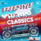 Freestyle & Hi-NRG Mix Pt. 1