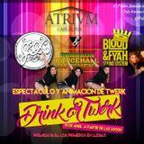 LINK UP GRX TWERK ft. BLOOD & FYAH SOUND - Drink or Twerk Promo Mixtape