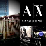 CHELSEA JP - ARMANI EXCHANGE OSAKA GRAND FRONT CHAPT OPENING PARTY 26/4/2013