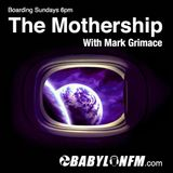 MOTHERSHIP BROADCAST 029 - GUEST MIX MAX ALIEN THING