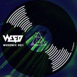 DJWEED • WEEDMIX 2017 [001] (수정본)