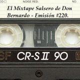 El Mixtape Salsero de Don Bernardo - Emisión #220