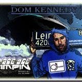 DOM KENNEDY - WEST COAST SPACE AGE VOL 1 MIXED BY DJ SLIMM