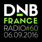 DnB France radio #60 (Summer recap)