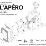 L'Apéro at Bar Dupont, November 19, 2014