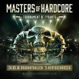 Masters Of Hardcore 2018 | Tournament Of Tyrants | Dr Peacock vs Partyraiser (Live Set)