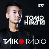 Tomo Hirata - Taiko Radio 077