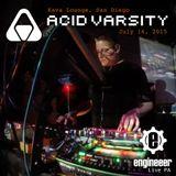Acid Varsity Live PA July 16, 2015