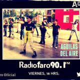 """Aguante entrevista """"Aguilas del aire"""" y a Cabula de """"Maskatesta"""" programa transmitido el día 23 de J"""