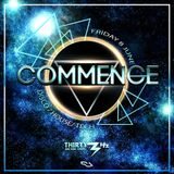Live Recording at Thirty3hz in Guildford for Commence Events