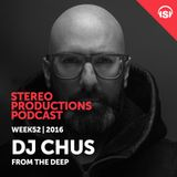 WEEK52_16 Guest Mix - CHUS From The Deep (ES)