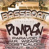"Live @ ""BassBoat ft. Pumpkin"", Aug 2015"
