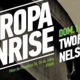Twofold b2b Nelson Lobo @ Europa Sunrise Outubro 2016 - Part1