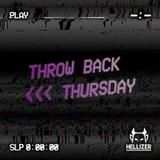 Throwback Thursday 001 (14-01-2016)