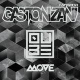 Gaston Zani Live Set @ The Qube Project London [Move Ldn] 07-02-2015