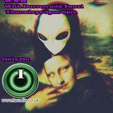 WSH on IO Radio with Tanzi, Darren, Amy and Matt 270815