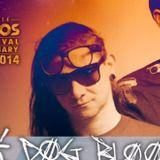 Dog Blood (Boys Noize & Skrillex) – Monegros Desert Festival, Spain – 19.07.2014