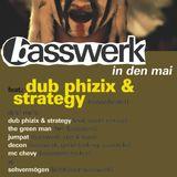 The Green Man & DJ Freeze b2b live @ Gebäude 9 / Basswerk Junglegrowers Party 2014