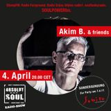 Absolut Soul Show /// 04.04.18 on SOULPOWERfm