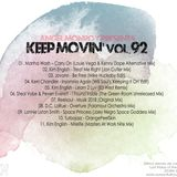 Angel Monroy Presents Keep Movin 92