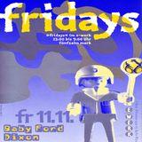 DJ BABY FORD - DJ DIXON - 11.11.1994 E-WERK BERLIN Tape A (2)