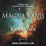 KoMichiWa - Guest Mix - MAGNA SONIS 030 (16th May 2018) on TM Radio
