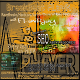 BreakBeat FLavR with FLavRjay & SHO Absys Records Special on PHEVER 91.6FM Dublin