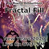 FRACTAL FiLL - New Years 2020 - Live on DMT-FM