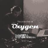 Ramz V @ Oxygen Ft. Will Atkinson July '14