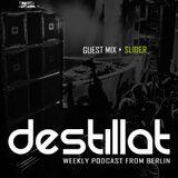 Destillat Podcast #1: Slider