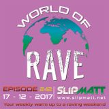 Slipmatt - World Of Rave #242
