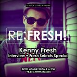 Re:fresh Radioshow :: Fresh Selects Special