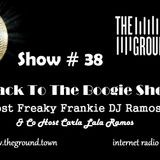 Back to The Boogie Radio Show #38