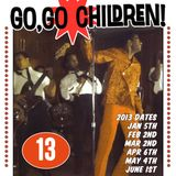 Go, Go Children Mix CD 13 - compiled by DJ Dean and John Stapleton, November 2012
