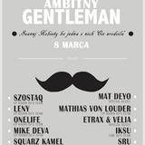 @ Ambitny Gentleman [eTrax] [08.03.14] @ Upradio.pl