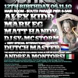 Mark EG ( UK ) - Chillout Techno 2010 ( Contact 12th Birthday Preview Afterhours - Free Download )