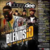 """DJ Danny Dee - Ultimate Blends Pt. 10 """" 90's Hip-Hop Edition """""""