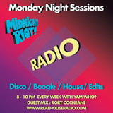 Midnight Riot Radio Feat Rory Cochrane and Yam Who? 13/08/2018