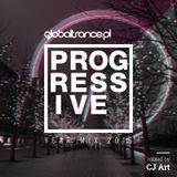 CJ Art - Progressive Year Mix 2016 for GlobalTrance.pl