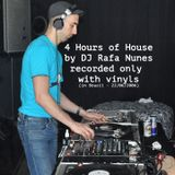 4 Hours of House Music recorded only with vinyls - made in Brazil 22-06-2006