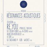 """cora'M Live @ """"Resonances Acoustiques"""""""
