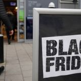 Motreaktion på köpfesten Black Friday