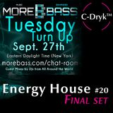 Energy House #20 [Last Tuesday]