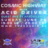 Cosmic Highway at Pure Radio Holland - Hardsilence (Guest Mix)_26JUNE2016
