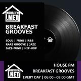 Breakfast Grooves - Soul, Funk, Rare Groove, RnB, Jazz, Hip-Hop 14 JUN 2019