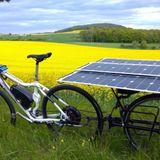 Spéciale Suntrip, course de vélo solaire Lyon-Canton (Collège Gambetta à Rabastens)