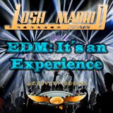 Josh Madrid in activitysound.com Special Edition from EDM It´s an Experience to Nacho Heras 14-10-16