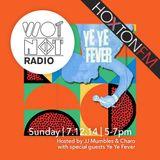 WNR036 - Ye Ye Fever African Music Special 07.12.14