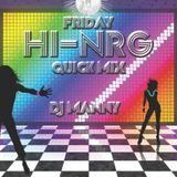 Friday Hi-NRG Quick Mix