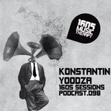 1605 Podcast 098 with Konstantin Yoodza